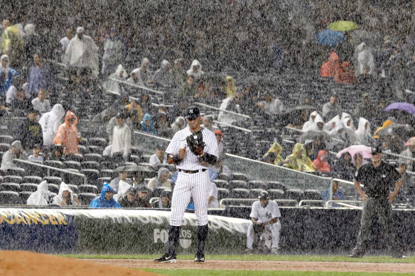 2011 American League Division Series, Game 1
