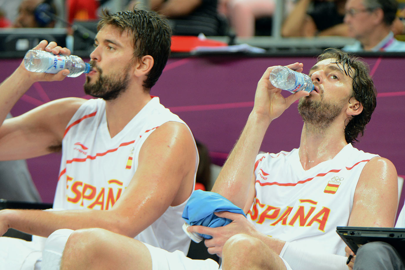 London Summer Olympics — Spain vs. Great Britain