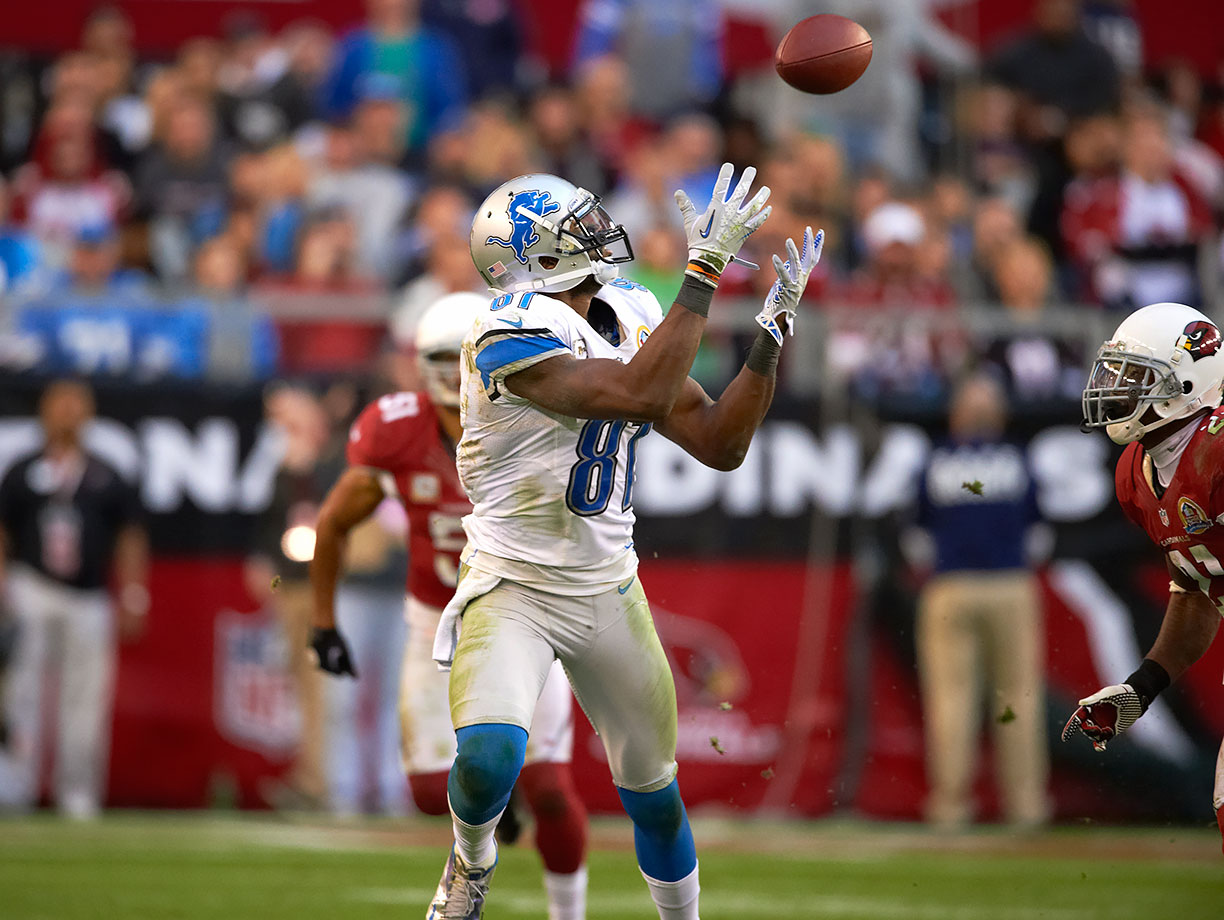 Dec. 16, 2012 — Detroit Lions vs. Arizona Cardinals