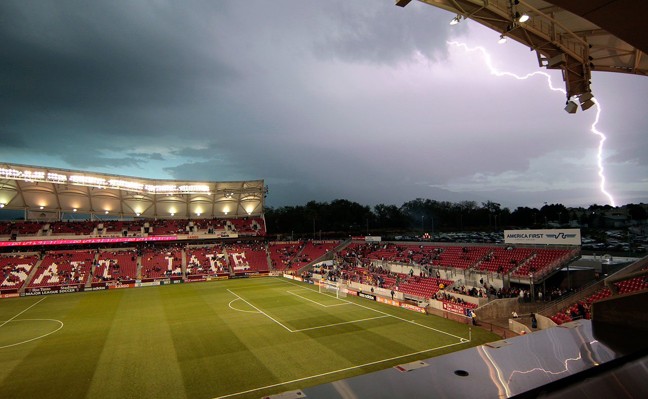Real Salt Lake vs. DC United