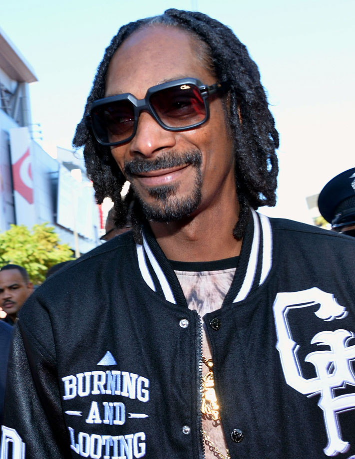Snoop Dogg attends The ESPY Awards on July 17, 2013 at Nokia Theatre L.A. Live in Los Angeles.