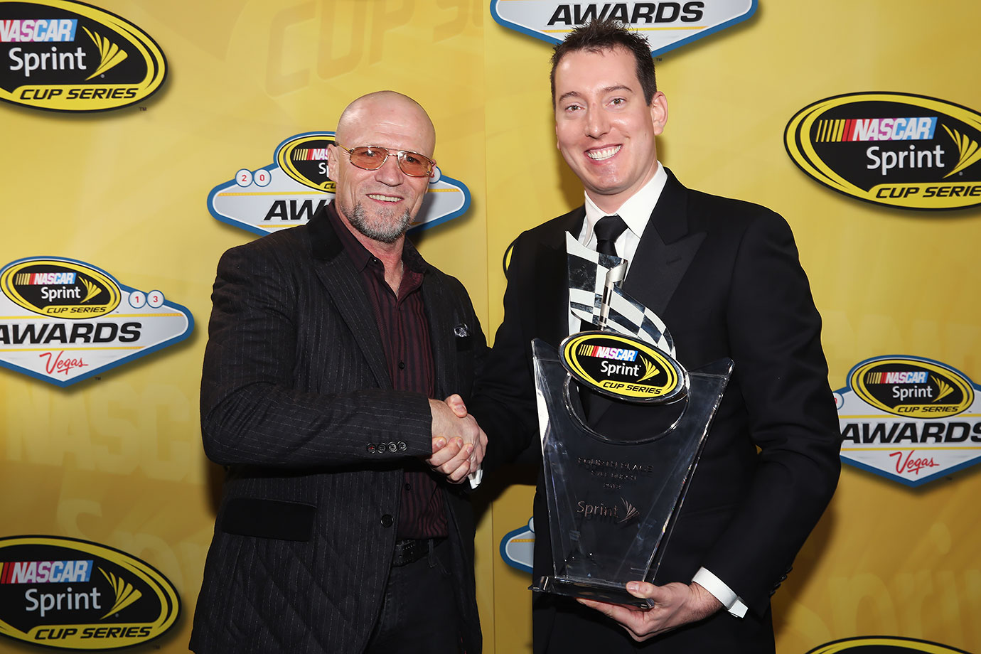 NASCAR Sprint Cup Series Champion's Awards Ceremony — Dec. 6, 2013