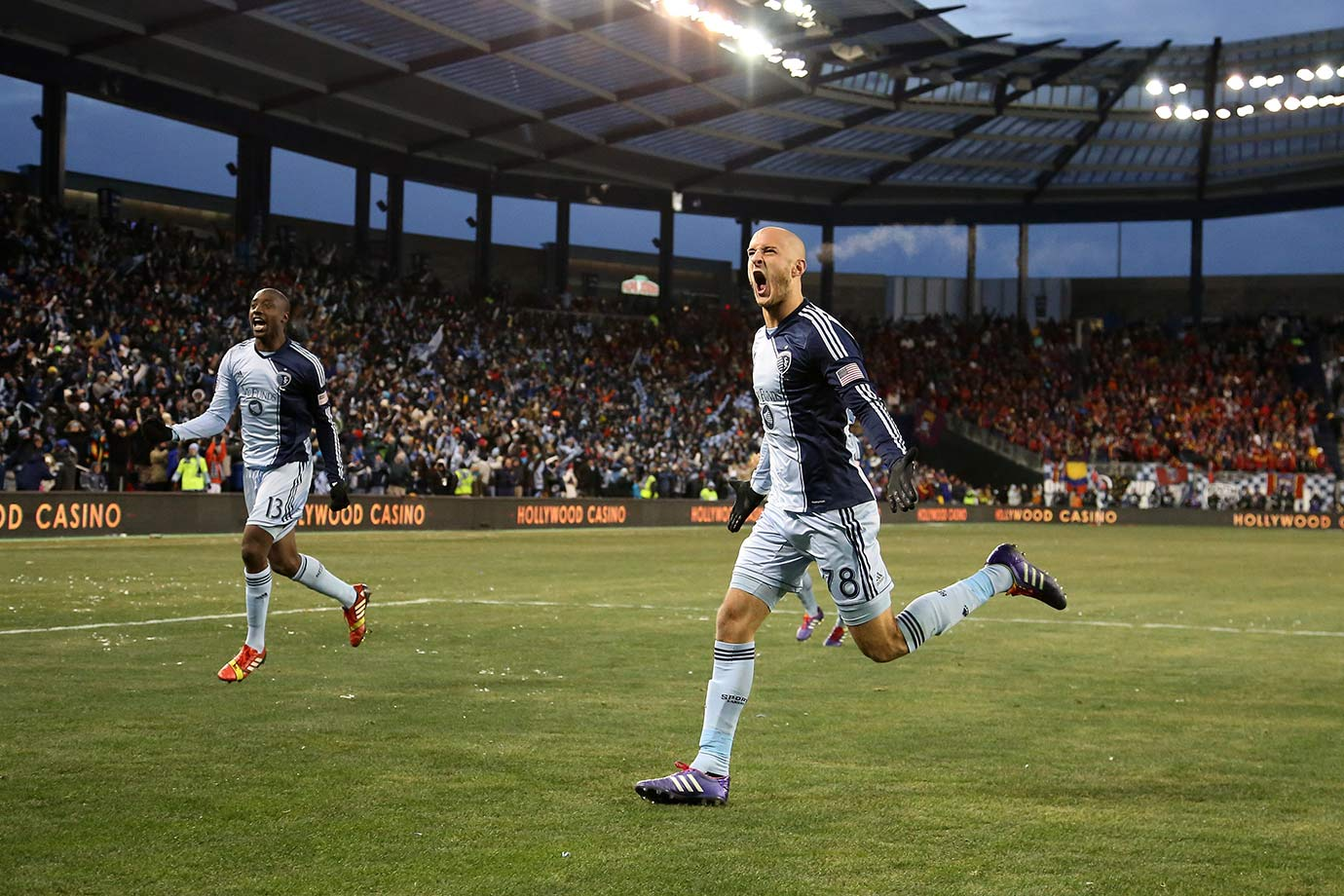 <p>2013 — Sporting Kansas City (beat Real Salt Lake in penalty kicks after 1-1 draw)</p>