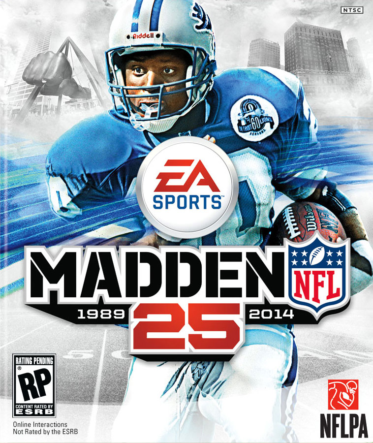 d623451277 Madden NFL Covers Through the Years
