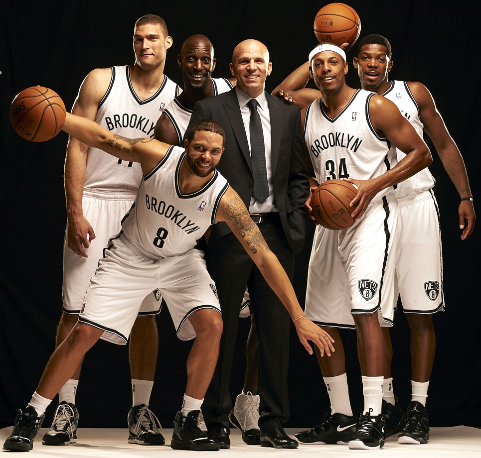 Following his retirement, Jason Kidd became head coach of the Brooklyn Nets and posted a 44-38 record in 2013-14.  He twice took home Coach of the Month honors and guided the Nets to a moderate degree of postseason success.