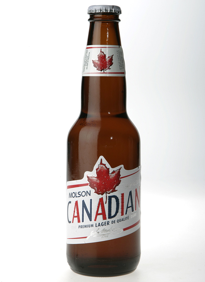 Team Canada had a Molson beer refrigerator at its Olympic house that could only be opened by scanning a Canadian passport.