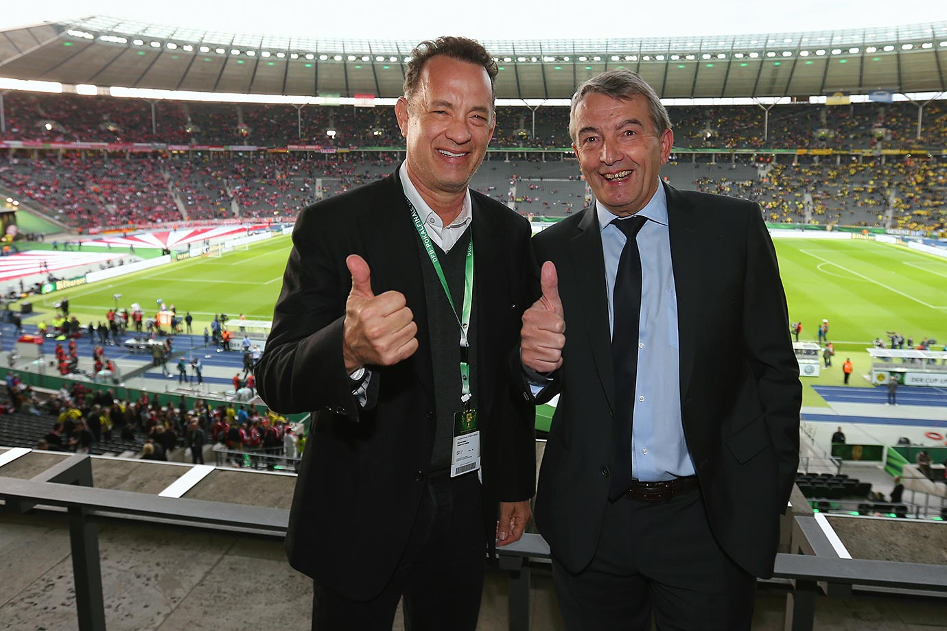 May 17, 2014: Borussia Dortmund vs. FC Bayern Muenchen