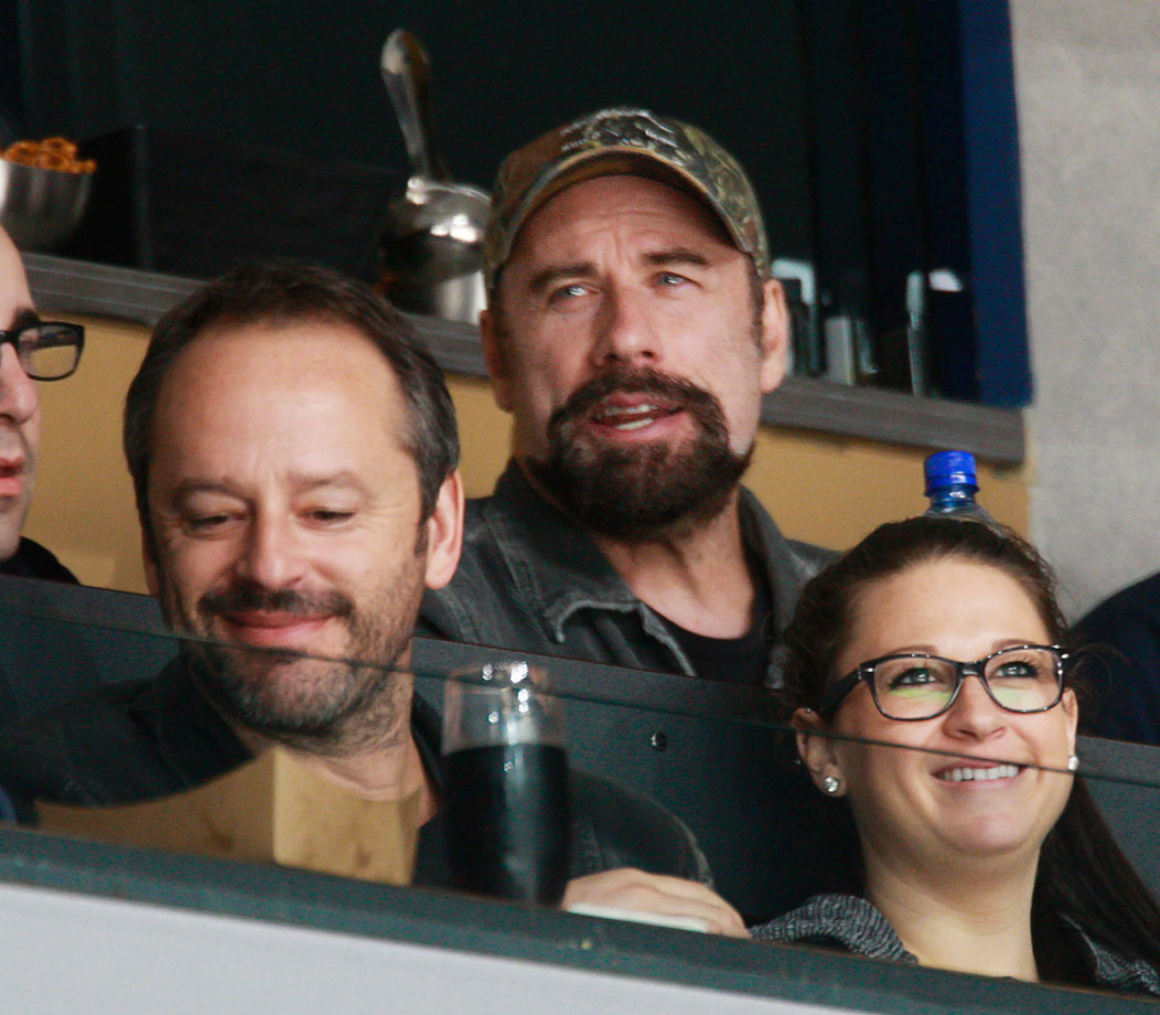 Oct. 18, 2014: Vancouver Canucks vs. Tampa Bay Lightning at Rogers Arena in Vancouver