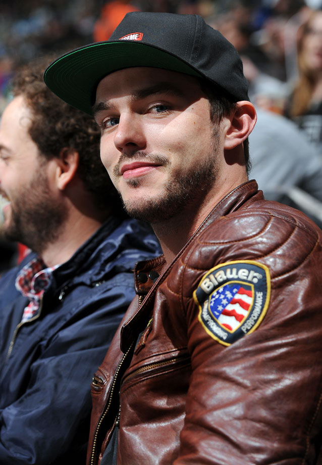 Oct. 23, 2014: Los Angeles Kings vs. Buffalo Sabres at Staples Center in Los Angeles