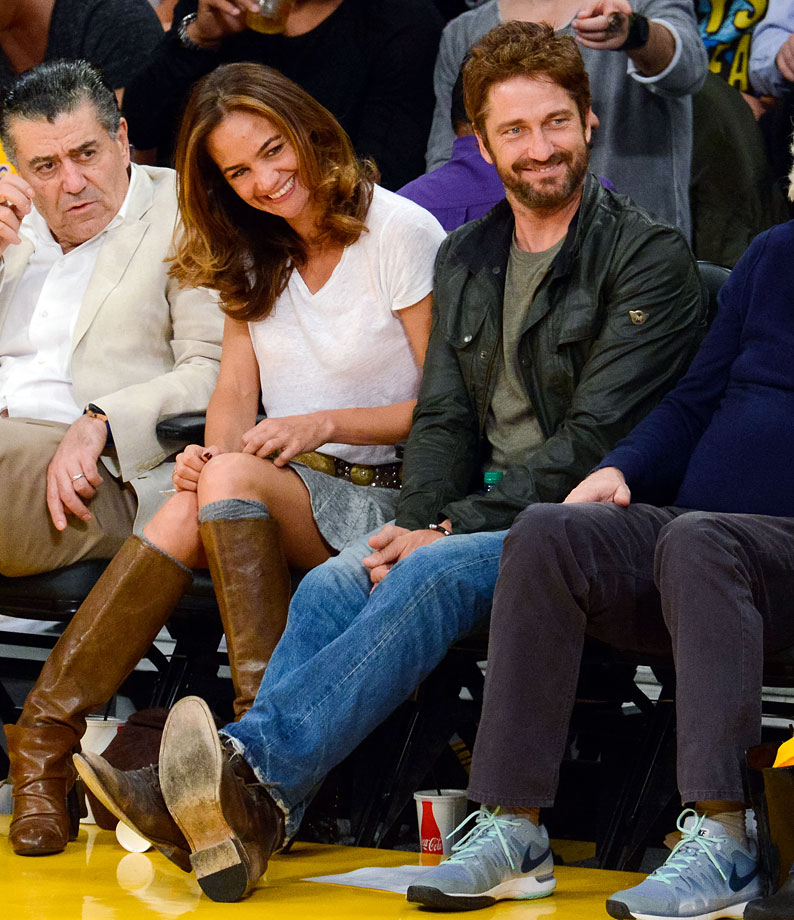 Oct. 28, 2014: Los Angeles Lakers vs. Houston Rockets at Staples Center in Los Angeles