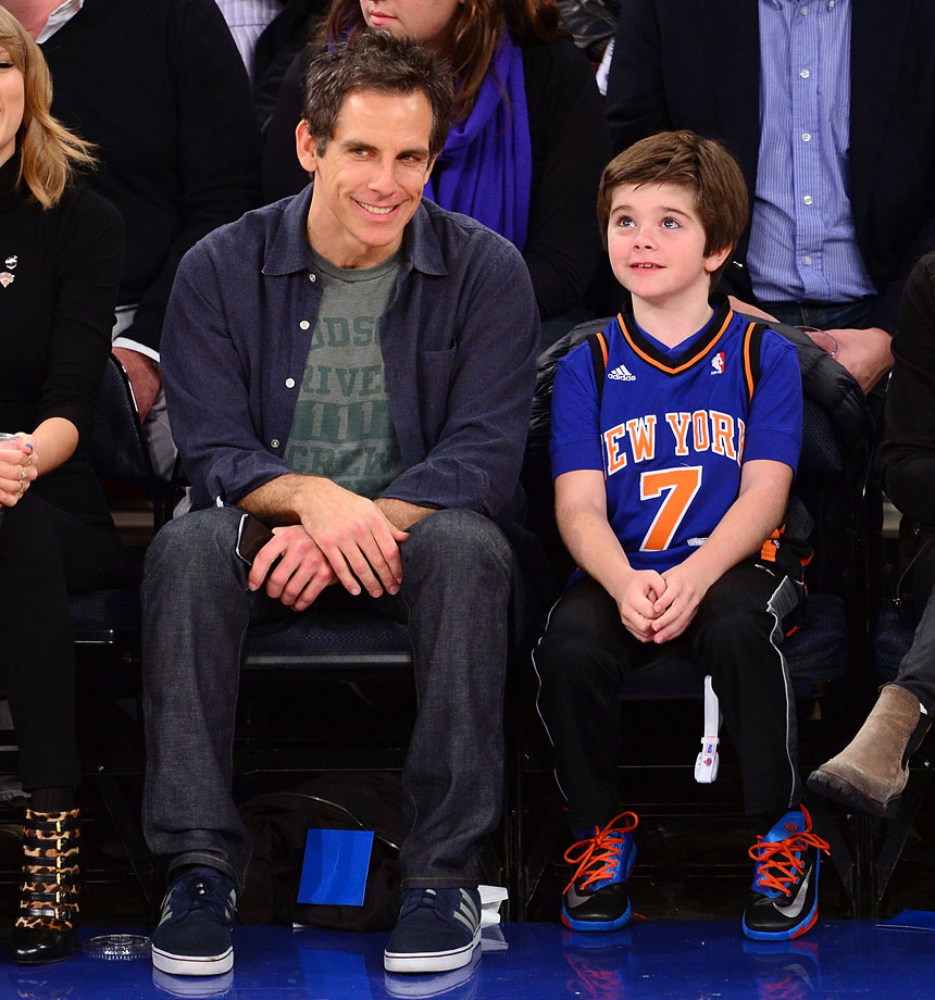 Oct. 29, 2014: New York Knicks vs. Chicago Bulls at Madison Square Gard