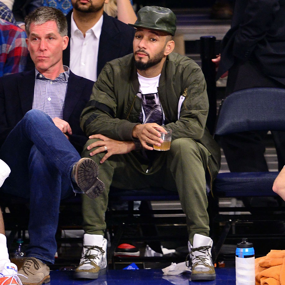 Oct. 29, 2014: New York Knicks vs. Chicago Bulls at Madison Square Garden in New York City