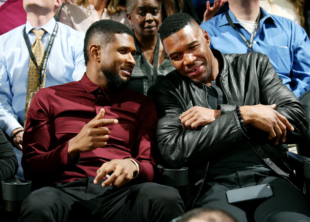 Oct. 30, 2014: Cleveland Cavaliers vs. New York Knicks at Quicken Loans Arena in Cleveland