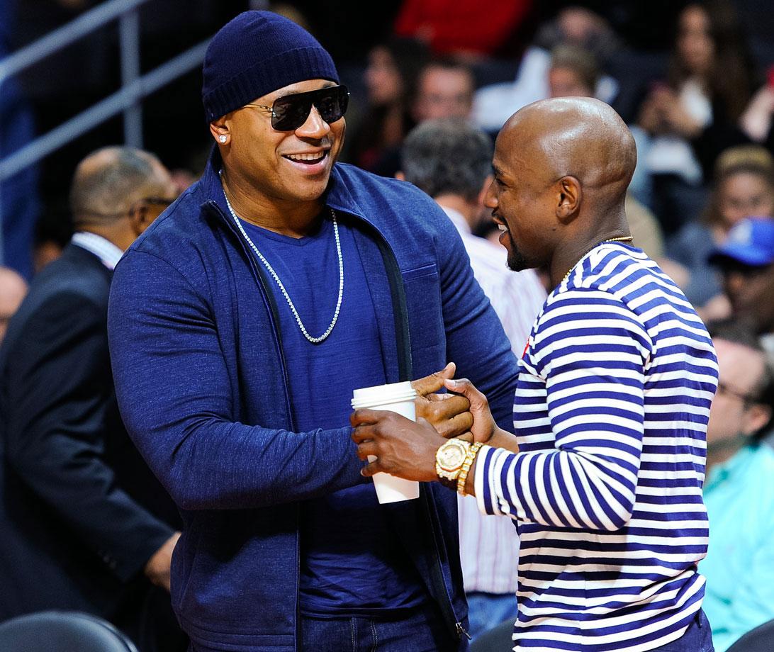 Nov. 3, 2014: Los Angeles Clippers vs. Utah Jazz at Staples Center in Los Angeles