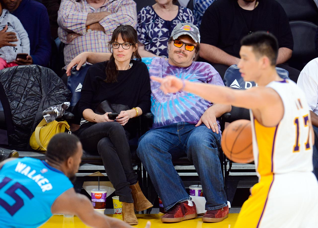 Nov. 9, 2014: Los Angeles Lakers vs. Charlotte Hornets at Staples Center in Los Angeles