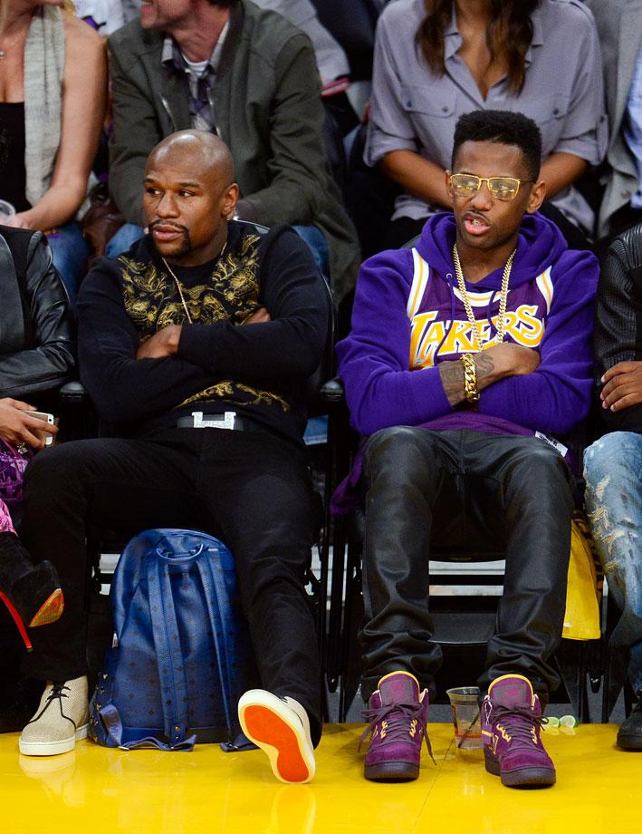 Nov. 14, 2014: Los Angeles Lakers vs. San Antonio Spurs at Staples Center in Los Angeles