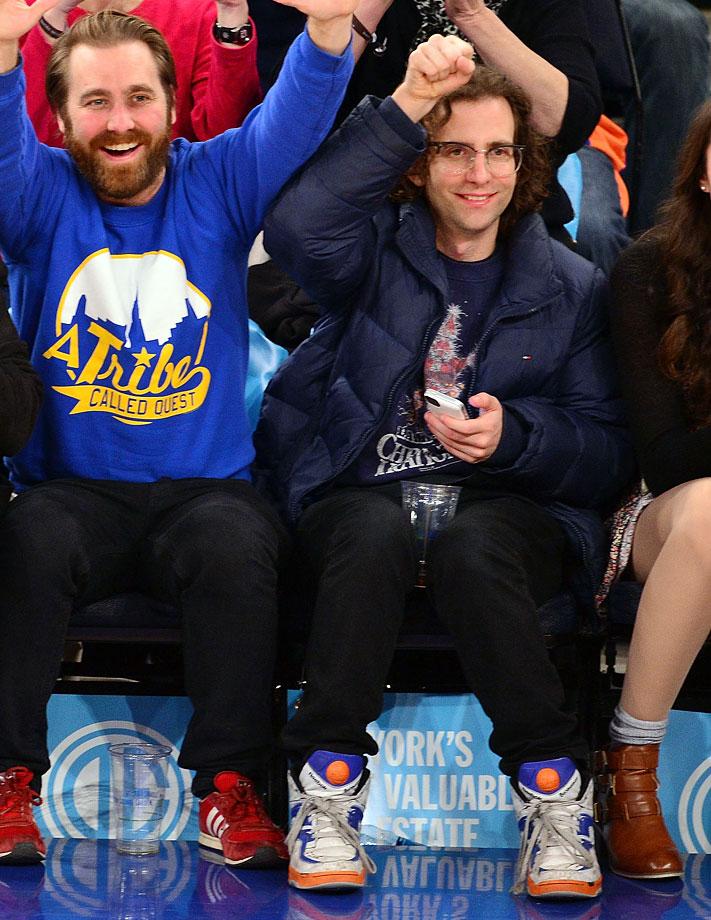 Nov. 16, 2014: New York Knicks vs. Denver Nuggets at Madison Square Garden in New York City