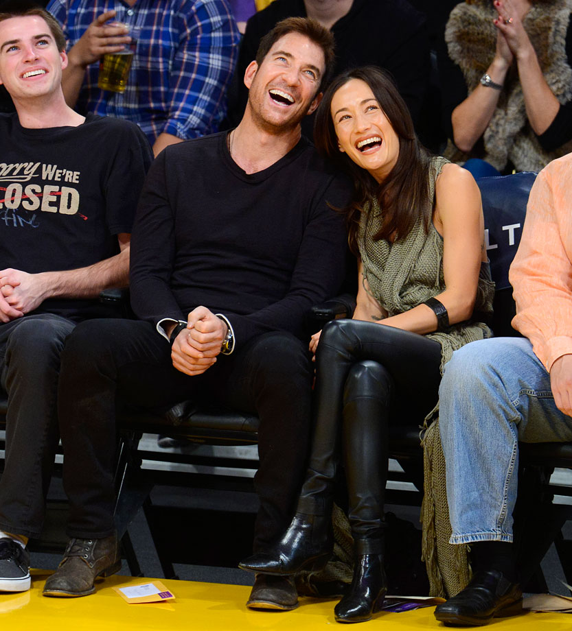 Nov. 23, 2014: Los Angeles Lakers vs. Denver Nuggets at Staples Center in Los Angeles