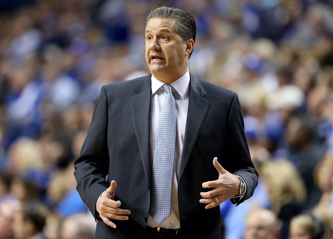 Kentucky coach John Calipari took to Twitter to wish his daughter a happy birthday—on the wrong day.