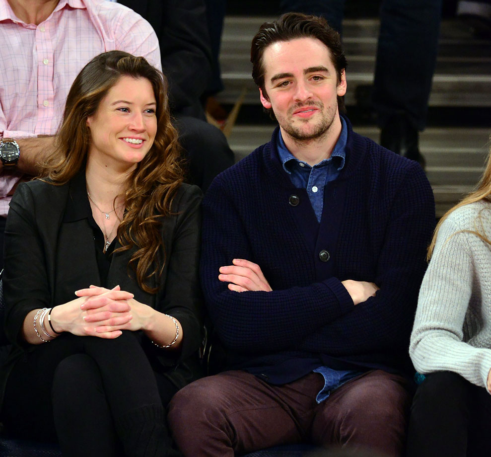 Dec. 4, 2014: New York Knicks vs. Cleveland Cavaliers at Madison Square Garden in New York City