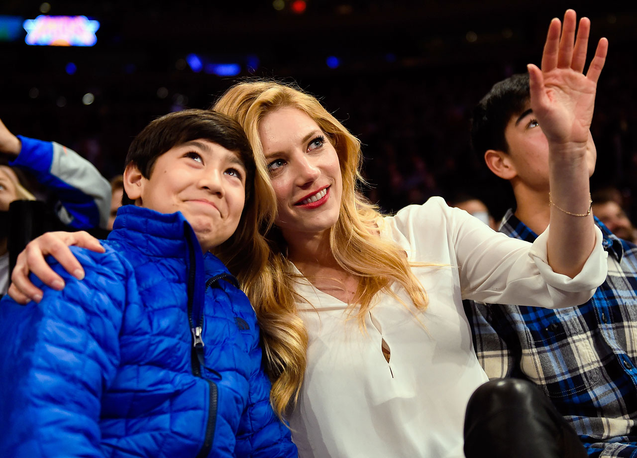 Dec. 7, 2014: New York Knicks vs. Portland Trail Blazers at Madison Square Garden in New York City