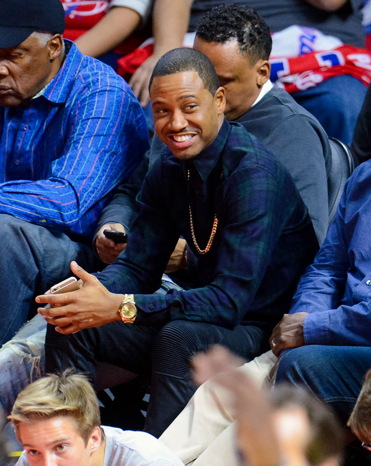 Dec. 8, 2014: Los Angeles Clippers vs. Phoenix Suns at Staples Center in Los Angeles