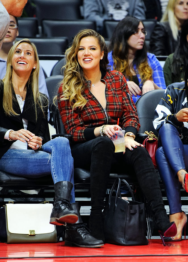 Dec. 15, 2014: Los Angeles Clippers vs. Detroit Pistons at Staples Center in Los Angeles