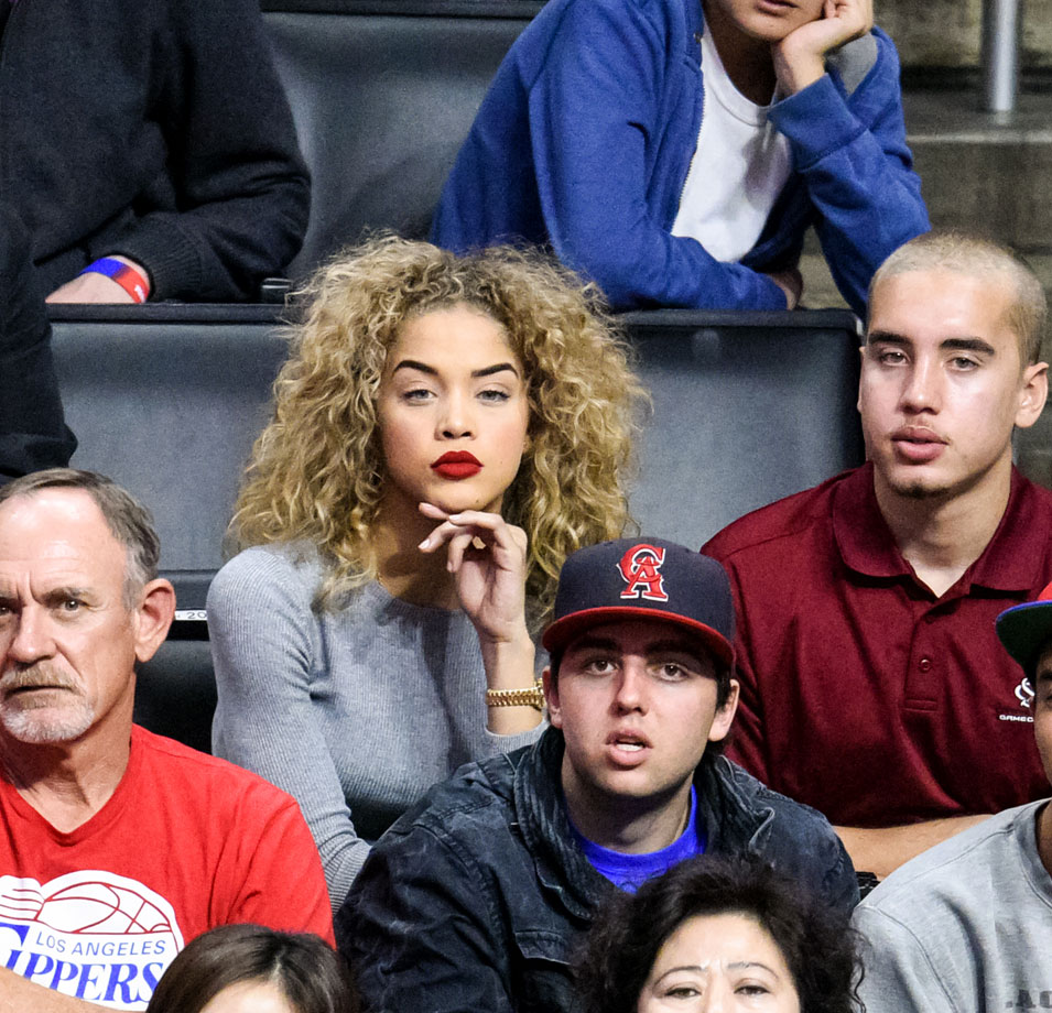 Dec. 17, 2014: Los Angeles Clippers vs. Indiana Pacers at Staples Center in Los Angeles