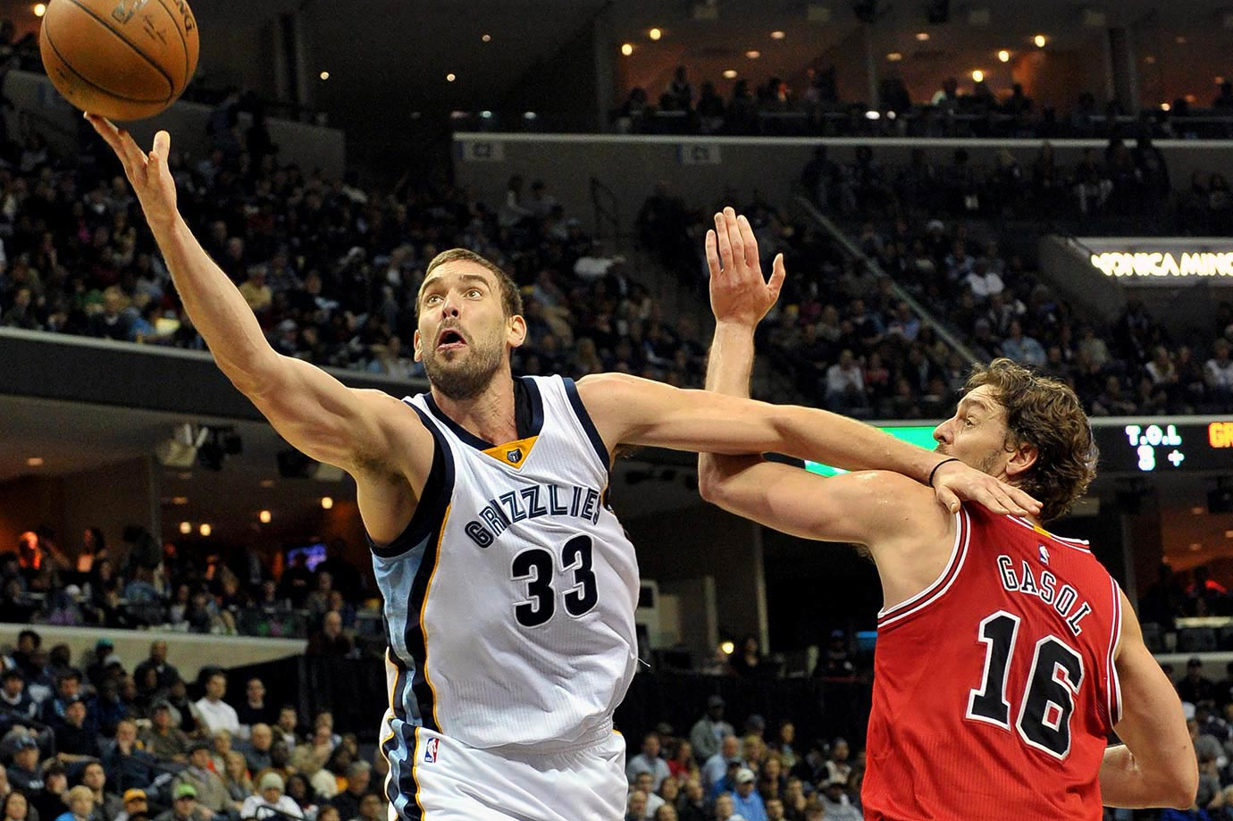 Memphis Grizzlies vs. Chicago Bulls