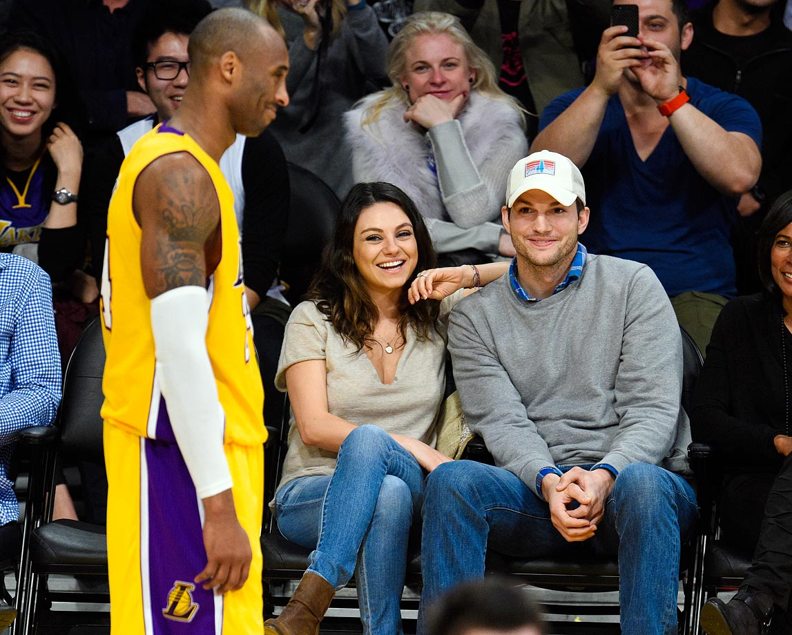 Dec. 19, 2014: Los Angeles Lakers vs. Oklahoma City Thunder at Staples Center in Los Angeles