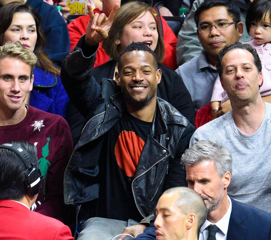 Dec. 25, 2014: Los Angeles Clippers vs. Golden State Warriors at Staples Center in Los Angeles
