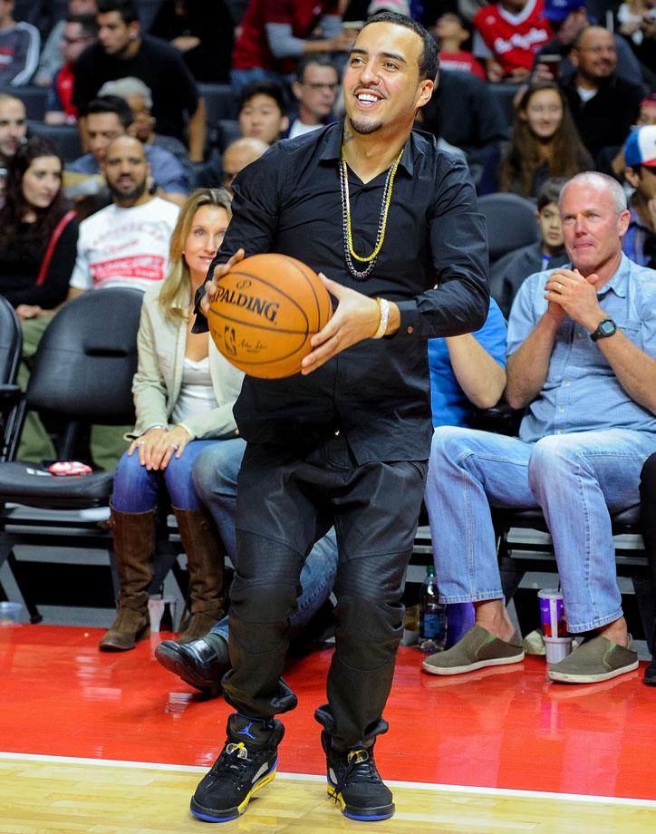 Dec. 27, 2014: Los Angeles Clippers vs. Toronto Raptors at Staples Center in Los Angeles