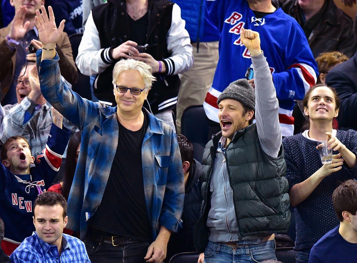 Dec. 27, 2014: New York Rangers vs. New Jersey Devils at Madison Square Garden in New York City