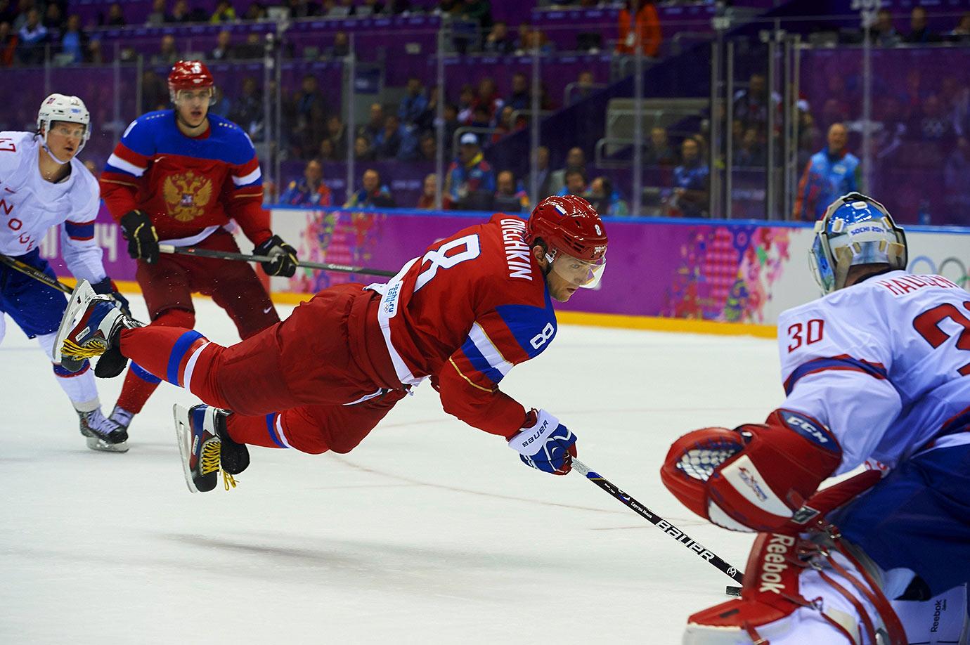 February 18, 2014 — Winter Olympics