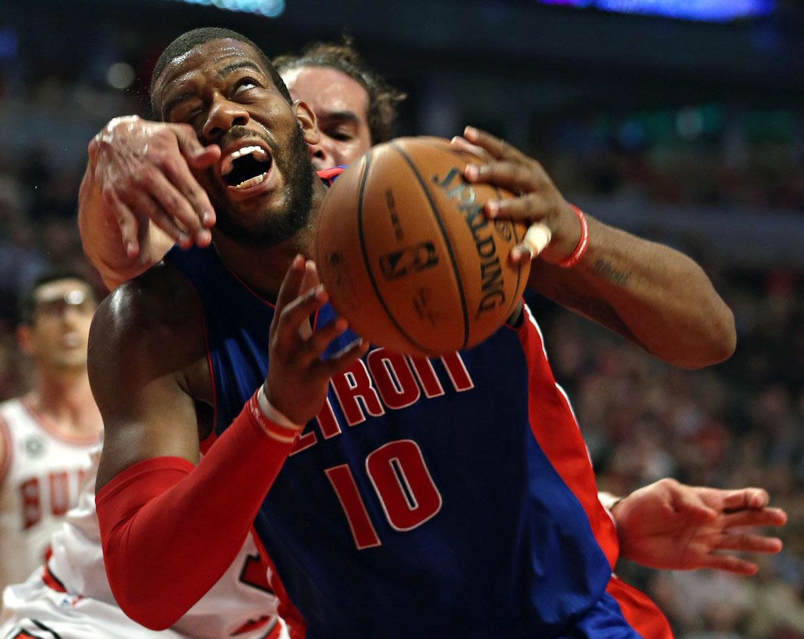 The Pistons forward pled guilty to a DWI charge filed last April, the indignity of his transgression magnified by a report that he wet his pants during the booking process. Monroe was suspended for two games in the wake of his September plea.