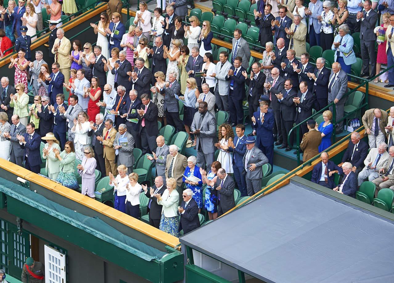 2014 Wimbledon - Day 1