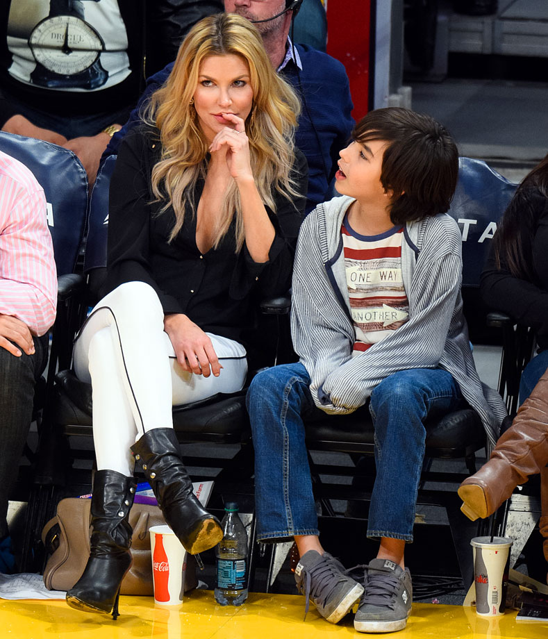 Jan. 13, 2015: Los Angeles Lakers vs. Miami Heat at Staples Center in Los Angeles