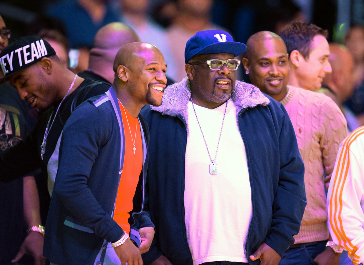 Jan. 15, 2015: Los Angeles Lakers vs. Cleveland Cavaliers at Staples Center in Los Angeles