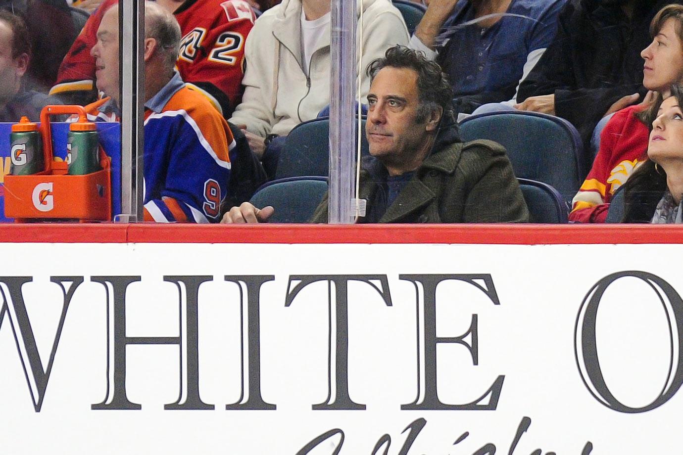 Jan. 24, 2015: Calgary Flames vs. Edmonton Oilers at Scotiabank Saddledome in Calgary