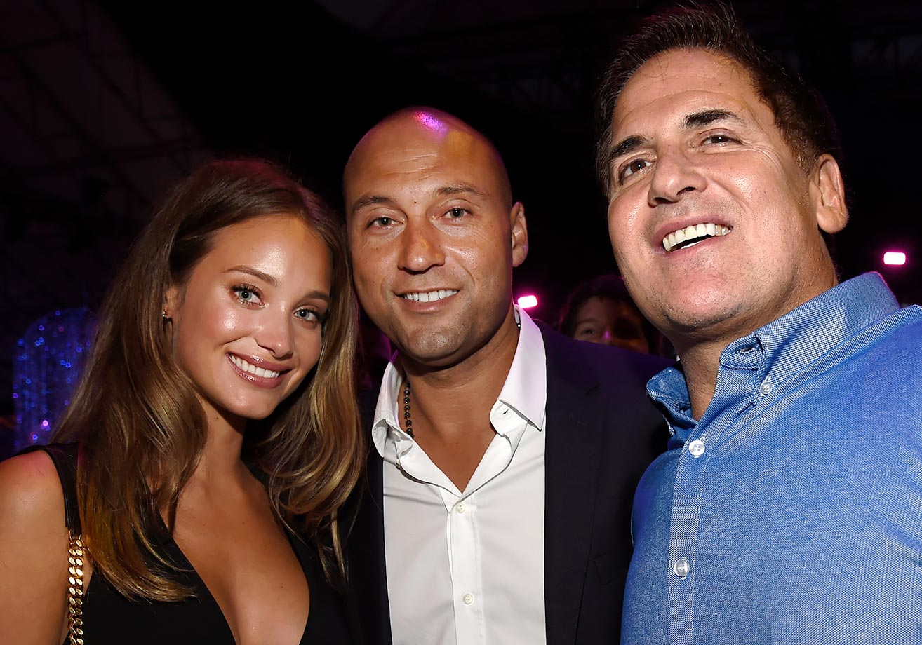 Who is derek jeter dating now 2013