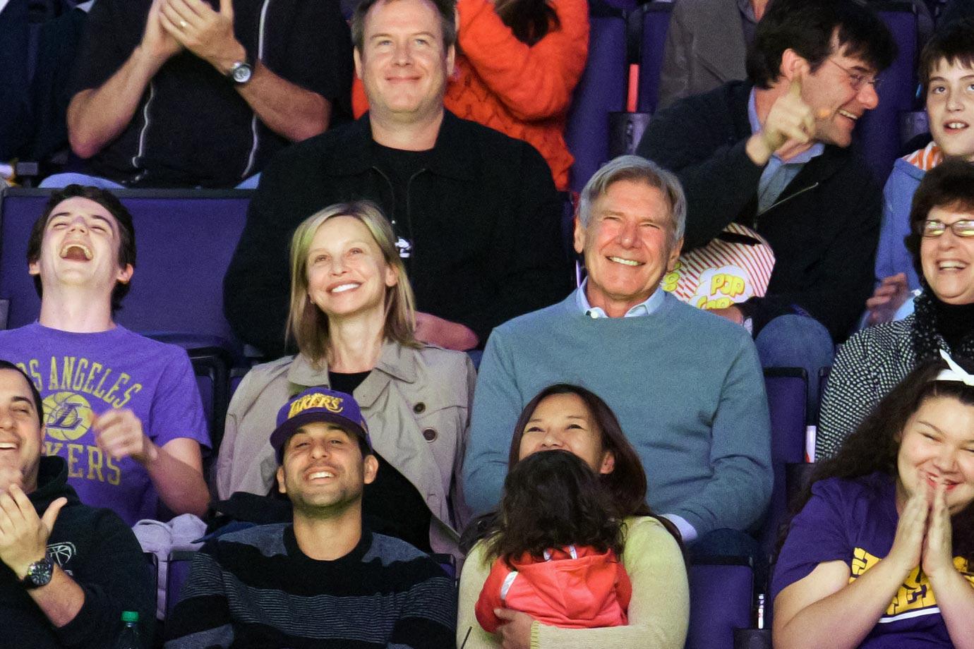 Feb. 22, 2015: Los Angeles Lakers vs. Boston Celtics at Staples Center in Los Angeles