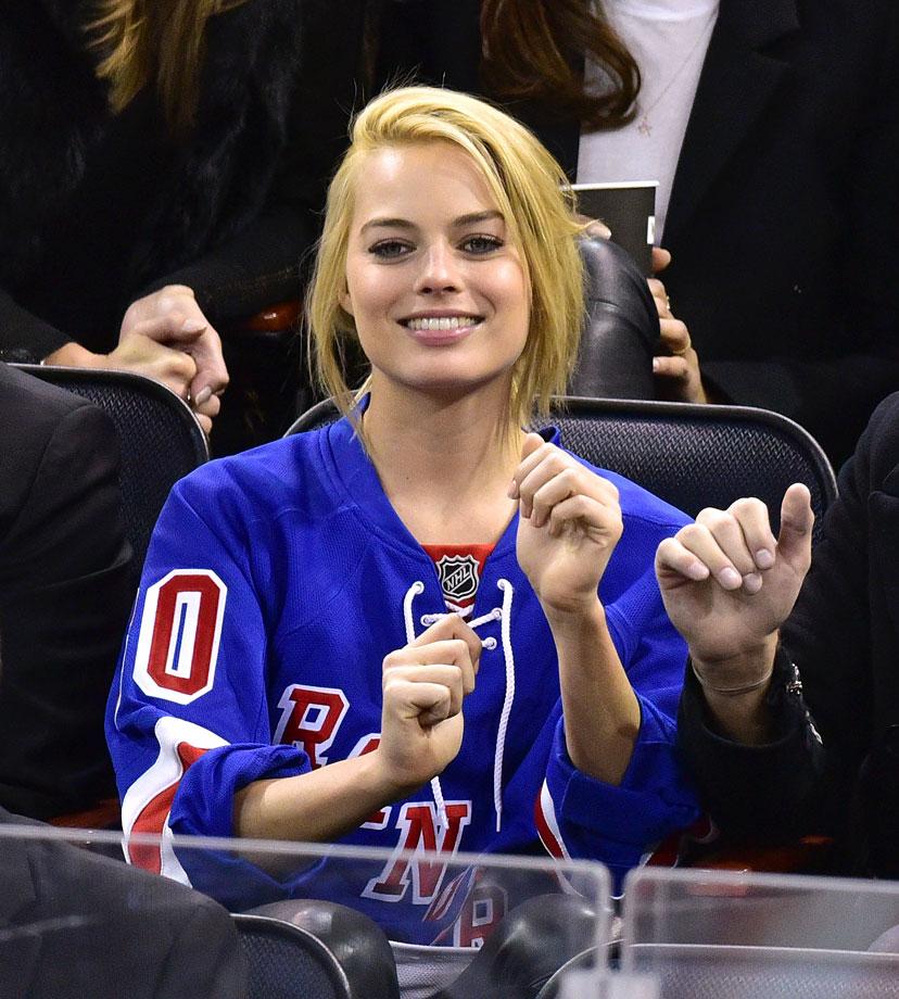 Feb. 26, 2015: New York Rangers vs. Arizona Coyotes at Madison Square Garden in New York City