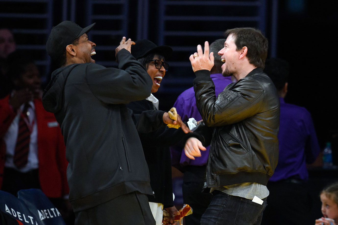 Feb. 27, 2015: Los Angeles Lakers vs. Milwaukee Bucks at Staples Center in Los Angeles
