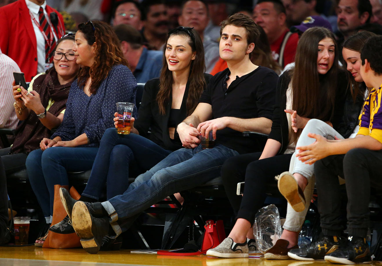 March 15, 2015: Los Angeles Lakers vs. Atlanta Hawks at Staples Center in Los Angeles