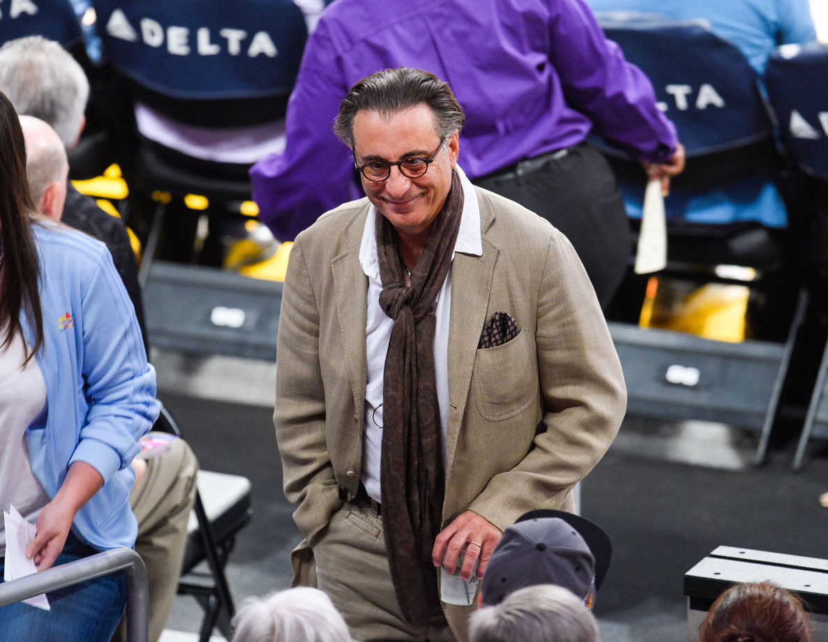 April 15, 2015: Los Angeles Lakers vs. Sacramento Kings at Staples Center in Los Angeles