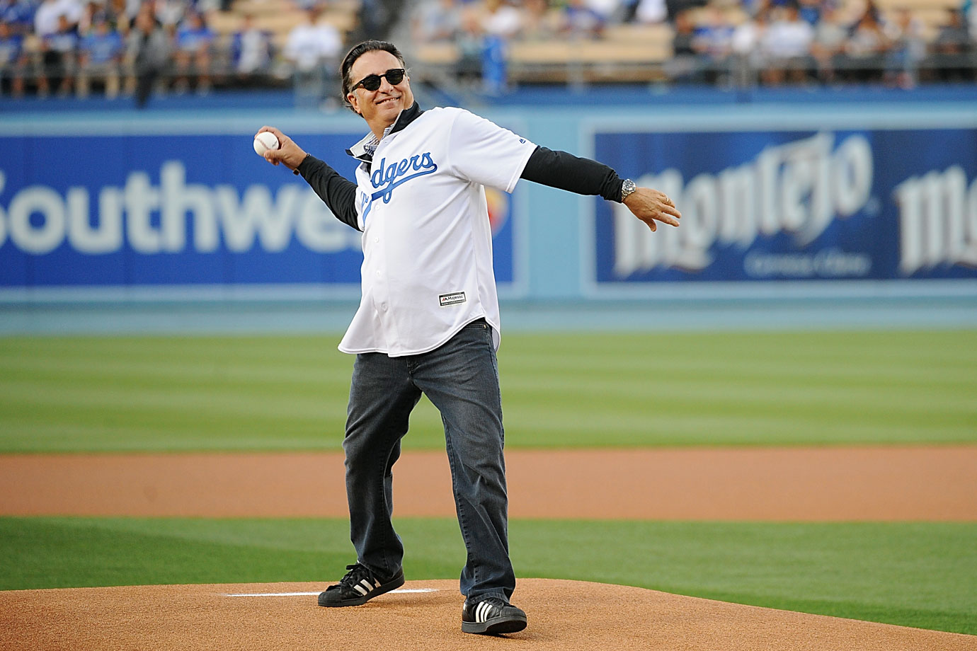 May 11 at Dodger Stadium in Los Angeles