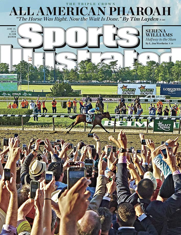 American Pharoah was able to do what 13 other Triple-Crown hopeful horses couldn't do since 1978 – he won the Belmont Stakes, winning the Triple Crown of horse racing, sweeping the Kentucky Derby, the Preakness and the Belmont. This was just the 12thtime in history a horse won those three races in the same year, and it was the first since Affirmed performed the feat 37 years earlier – the longest stretch without a Triple Crown champion ever.