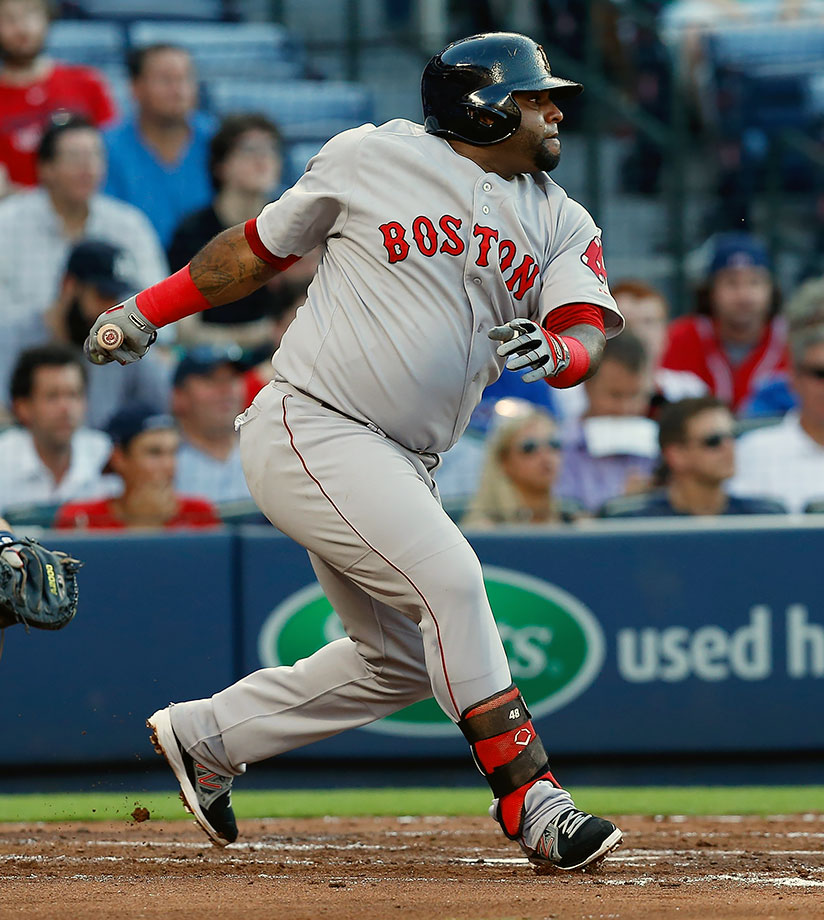 Red Sox third baseman Pablo Sandoval was benched for one game after he was found liking photos on Instagram while using the bathroom during a loss to the Braves on June 17.