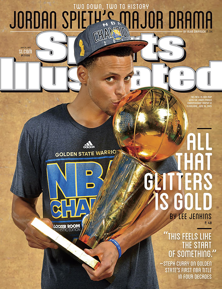 June 29, 2015 Sports Illustrated cover