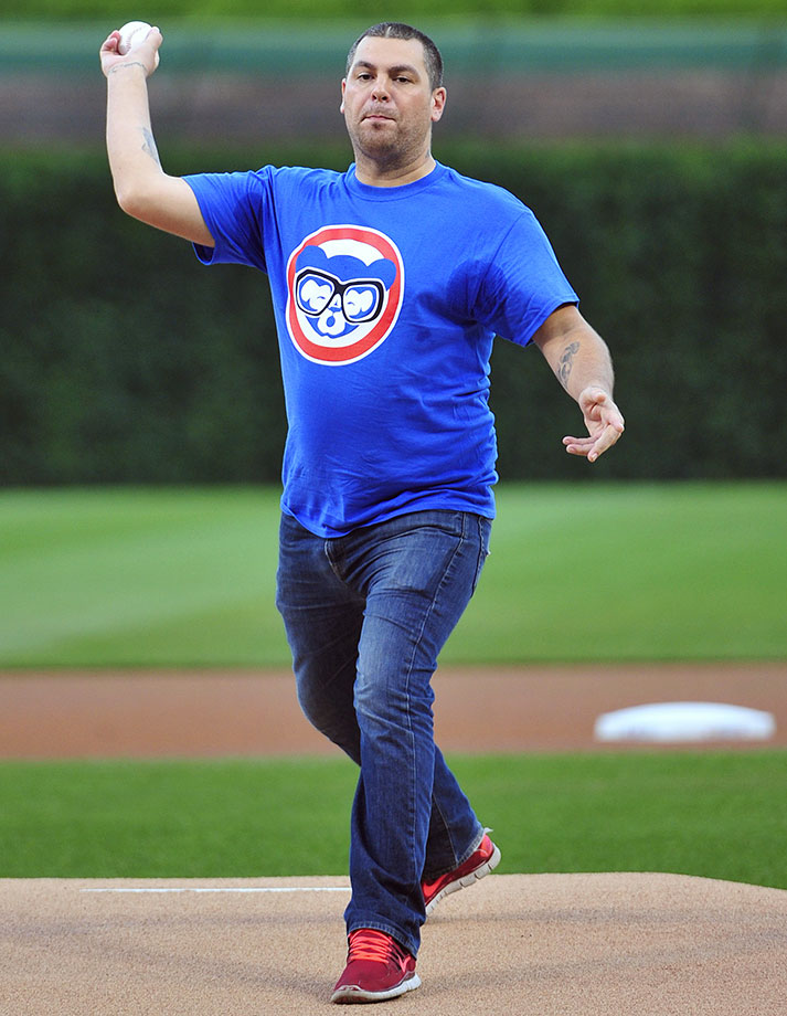 July 6 at Wrigley Field in Chicago